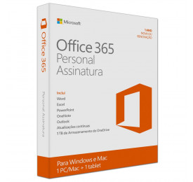 Aplicativos Premium do Office Word Excel Power Point OneDrive OneNote Outlook Skype