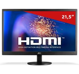 Monitor AOC LED 21.5 HDMI / VGA E2270SWHEN