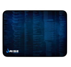 Mouse Pad Rise Mode Hacker Grande Borda Costurada RG-MP-05-HCK