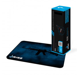 Mouse Pad Rise Gaming M4A1 Grande com Borda Costurada RG-MP-05-M4A