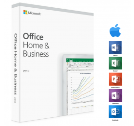 Microsoft Office 2019 Home & Business 32/64Bits