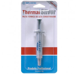 Pasta Térmica Thermal Silver 5gr