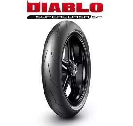 Pneu Pirelli Super Corsa SP V3 120/70