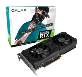 Placa de Video GALAX RTX 3060 1-Click OC LHR 12GB 36NOL7MD1VOC