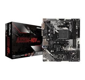 Placa Mãe ASROCK A320M-HDV DDR4 USB 3.1 AM4