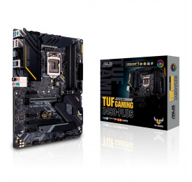 Placa Mãe Asus TUF GAMING Z490-PLUS DDR4 LGA 1200