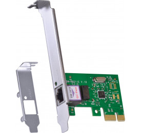 Placa de Rede Vinik PRV1000E 10/100/1000Mbps PCI-e