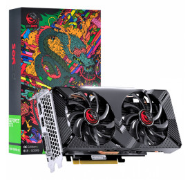 Placa de Video PCYES GTX 1660 OC Graffiti 6GB PPOC166019206G5