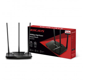 Roteador Wireless Mercusys MW330HP 3 Antenas High Power 300Mbps