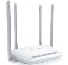 Roteador Wireless Mercusys MW325R 300Mbps 4 Antenas