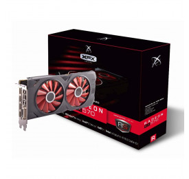 Placa de Video Radeon XFX RX 570 RS 8GB XXX Edition RX-570P8DFD6