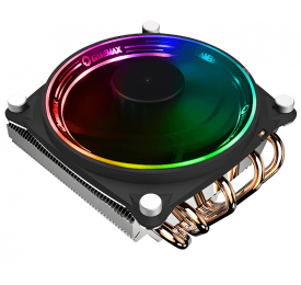 Cooler Gamemax Gamma 300 ARGB Rainbow Fan 120mm INTEL/AMD