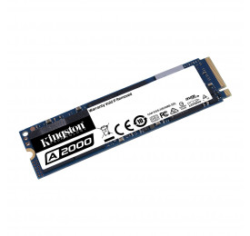 SSD KINGSTON A2000 500GB M.2 2280 PCIe NVME SA2000M8/500G