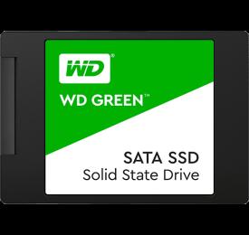 SSD Western Digital Green 480GB WDS480G2G0A Sata III