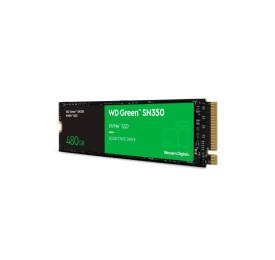 SSD M.2 Western Digital Green SN350 480GB 2280 NVME WDS480G2G0C