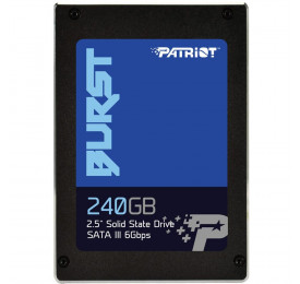 SSD Patriot Burst 240GB PBU240GS25SSDR Sata III