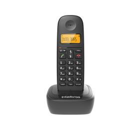Telefone Sem Fio INTELBRAS TS 2510 Display Iluminado e Ident. Chamadas