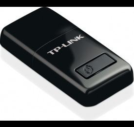 Adaptador Wireless TP-Link Mini TL-WN823N 300Mbps USB