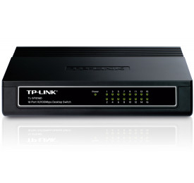 Switch TP-LINK 16 Portas TL-SF1016D 10/100Mbps