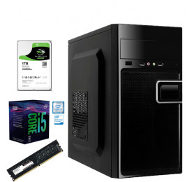Computador UPK HOME INTEL I5 8400 3.6GHz / 8GB DDR4 / HD 1TB / 8ª Geração