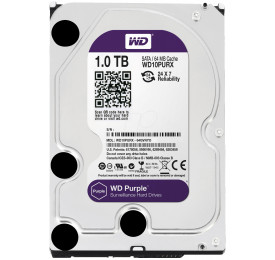 HD Western Digital Purple WD10PURX 1TB 64MB SATA III