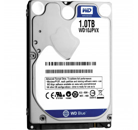 HD Western Digital Notebook WD10JPVX 1TB Sata III