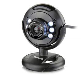 Webcam Multilaser Night Vision WC045 16MP LED