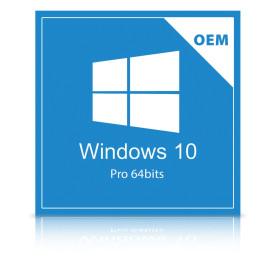 Microsoft Windows 10 Professional 64Bits FQC-08932 OEM
