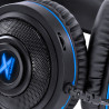 Headset Vinik Gamer VX GAMING LUGH com LED Azul GH300