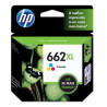 Cartucho HP 662XL Colorido 8ML