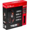 Mouse Thermaltake Sports Talon X com Mouse Pad 3000DPI MO-CPC-WDOOBK-01