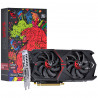 Placa de Video Radeon PCYES RX 570 4GB Graffiti Series PJ570RX256GD5